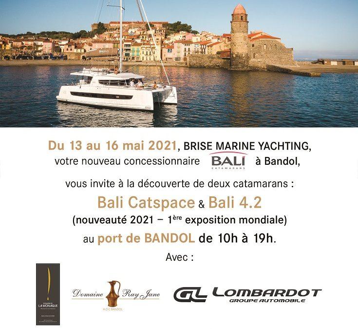 Visites privées BALI CATAMARANS – BANDOL
