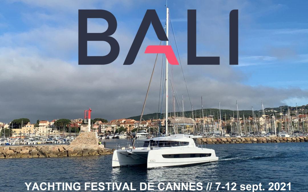 YACHTING FESTIVAL DE CANNES // 7 – 12 sept. 2021