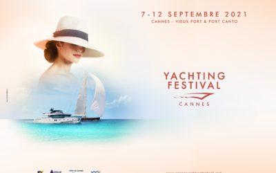 Salon Nautique de Cannes – Yachting Festival // 07 au 12 septembre 2021